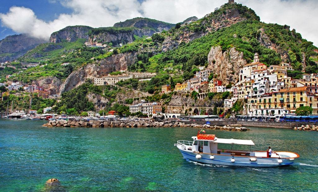Visit Amalfi coast with Italyaffordabletours.com