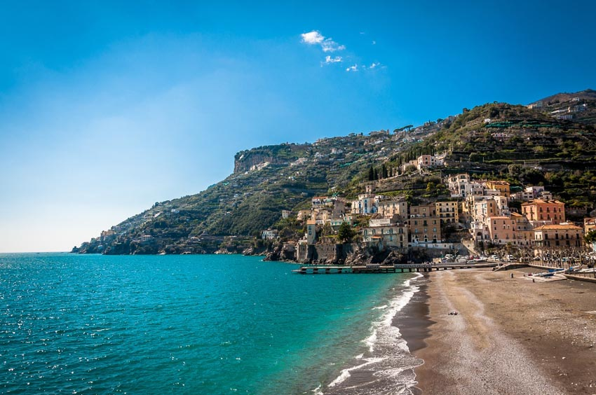 Plan your trip to Amalfi Coast with Italyaffordabletours.com
