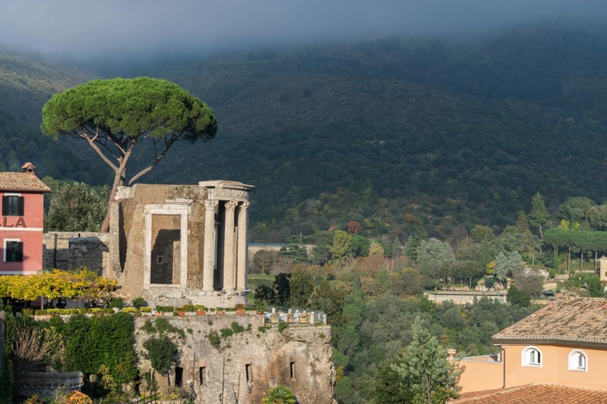 Visit Tuscia Villa Castles with Italyaffordabletours.com